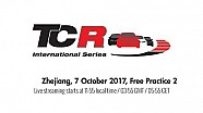 2017 Zhejiang, TCR free practice 2
