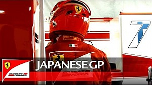 GP de Japón - Detrás de cámara