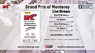 PWC 2017 Grand Prix of Monterey + IGTC California 8 hours CBS promo