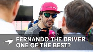 Fernando Alonso, one of the best?