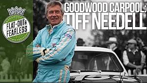 Goodwood car pool: Tiff Needell