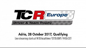 2017 Adria, TCR Europe Trophy qualifying