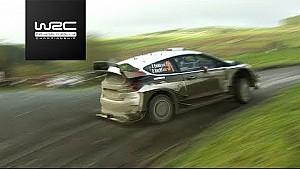 Rallye Wales: Highlights, WP 18