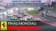 Ferrari Challenge Europe - Carrera 1 - Mugello 2017