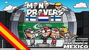 El GP de México 2017 según 'MiniDrivers'