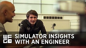 Simulator insights with a McLaren engineer | WFG