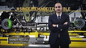 Inside the Manifattura Lamborghini 4.0