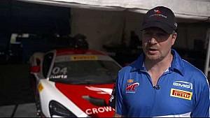 PWC 2017 driver promo - George Kurtz - GTS 04