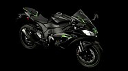 18MY Kawasaki Ninja ZX-10R SE official studio video