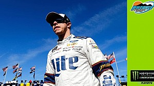Keselowski doesn't want to play defense, he wants to win the race