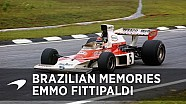 McLaren in Brasilien: Emerson Fittipaldi