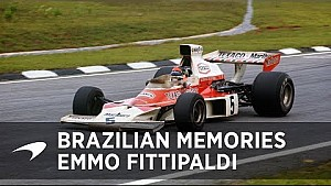 Classic McLaren | Brazilian memories with Emerson Fittipaldi
