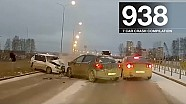 Car crash compilation 938 - November 2017