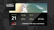 WRC - Kennards Hire Rally de Australia 2017: las 21 etapas