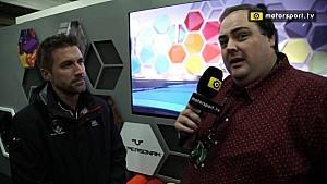 Lamborghini Super Trofeo - Interview with Jonathan Flinn