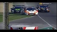 Paura alla Finale Lamborghini