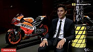 Marc Marquez en Flying Lap