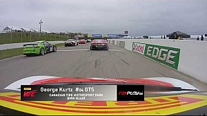 PWC 2017 - George Kurtz GTSA #04 - Onboard highlights at Canadian Tire Motorsport Park