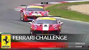 Ferrari Challenge 2017 - Coppa Shell - World final race at Mugello