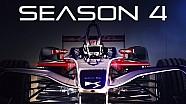 Présentation de la monoplace DS Virgin Racing