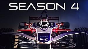 Presentación del coche de DS Virgin Racing