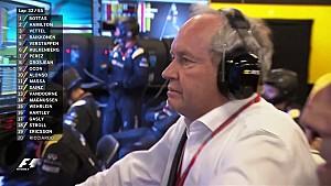 2017 Abu Dhabi GP - Yarışın öne çıkan olayları