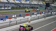 Valentino Rossi al Monza Rally Show 2017