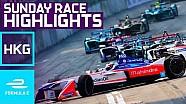 ePrix di Hong Kong 2: la gara