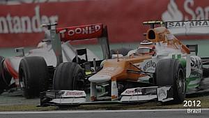 Overzicht: Tien jaar Force India
