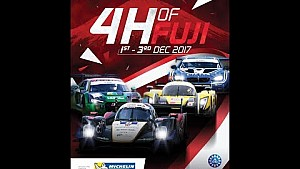 4 hours of Fuji - Japanese-Live - Round 2 - 2017/18 Asian Le Mans series
