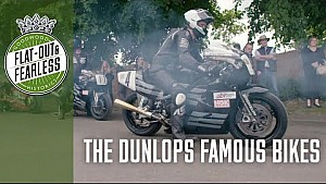 The Dunlop dynasty celebrated at FOS