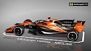 F1: Aero-Update für Halo