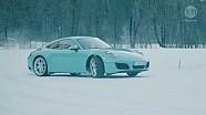 9:11 magazine: Un Porsche baila el waltz.