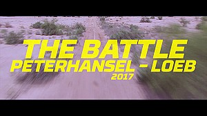 40th edition - N°39 - 2017: Loeb vs Peter - Dakar 2018