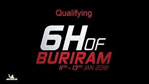 6 hours of Buriram - Thai qualifying - Live