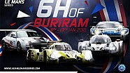 6 hours of Buriram - Thai live - Round 3 - 2017/18 Asian Le Mans series
