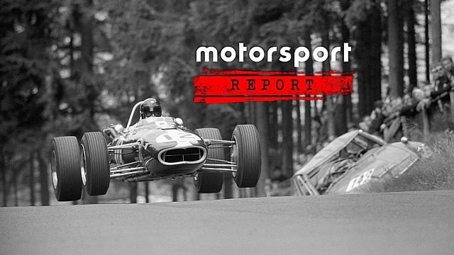 Formula 1 A tribute to US racing legend Dan Gurney