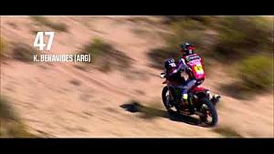 Honda en el Dakar 2018: Salta - Belén