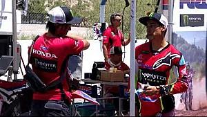Diario de Honda, etapa 12 del Dakar