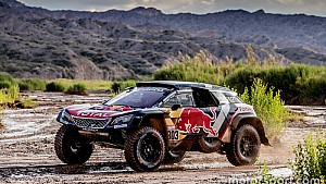 Carlos Sainz vence seu segundo Dakar