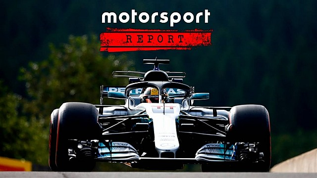 Formula 1 F1 new technical revision plan