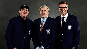 Recap the 2018 Nascar hall of fame ceremony