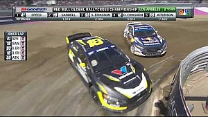 Red Bull GRC Los Angeles: Supercar semifinal B
