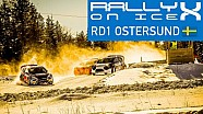 Live: RallyX - Östersund