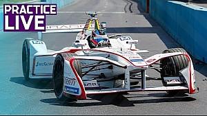 Practice 1: 2018 ABB FIA Formula E Santiago E-Prix