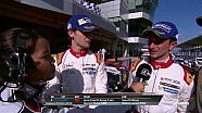 Asian Le Mans series - 4 hours of Sepang 2018 LMP2 post race interview