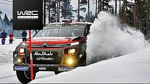 Rally Sweden 2018: highlights stages 1-4