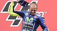 Carrière van Valentino Rossi in 60 seconden