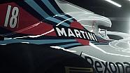 Presentación del FW41, el Williams para 2018
