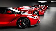 Найбільш захована колекція Ferrari у світі